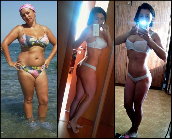 похудела за 2 месяца на 30 кг